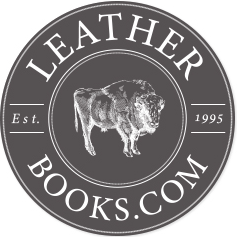 LeatherBooks.com logo